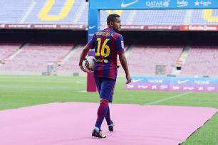 Douglas already has his fair share of skeptics at Barcelona.