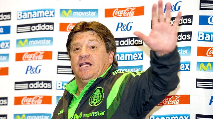 Mexico head coach Miguel Herrera begins El Tri's 2018 World Cup cycle with a pair of contests against South American opponents.