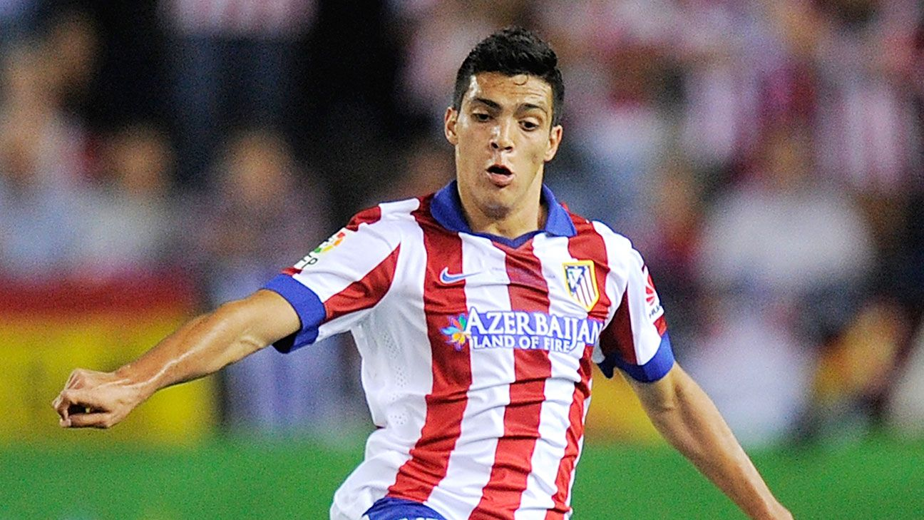 Raul Jimenez's Atletico Madrid career began with a Spanish Super Cup triumph and a start in Monday's league opener.