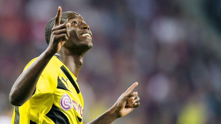 Adrian Ramos' second half goal unexpectedly became the match-winner for Dortmund against Augsburg.
