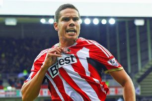 Jack Rodwell has paid early dividends with a goal that earned Sunderland a point versus Manchester United.