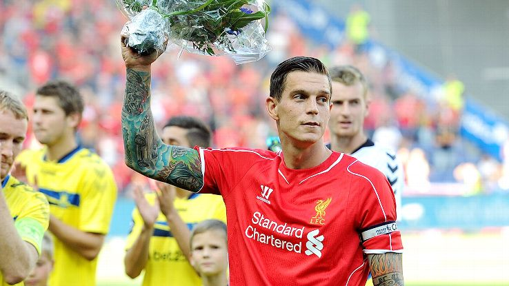Injuries always exacted a toll on Daniel Agger at Anfield, but his loyalty to Liverpool never wavered.