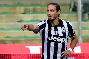 Martin Caceres pointed the way forward for Juventus in their Serie A opener.