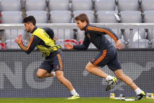 With Angel di Maria and Xabi Alonso both gone, Isco, left, and Asier Illarramendi, right, must take full advantage of playing time against Real Sociedad on Sunday.