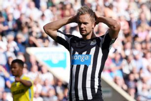 Three points slipped past Siem de Jong and Newcastle in frustrating fashion on Saturday versus Crystal Palace.