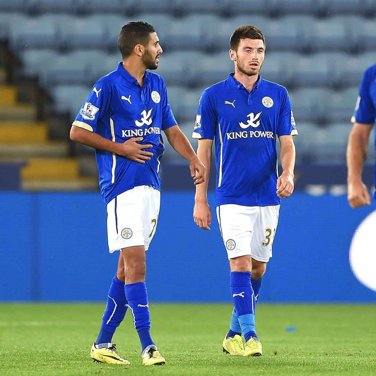 Leicester City will look to shake off their midweek Capital One Cup defeat when they face Arsenal.