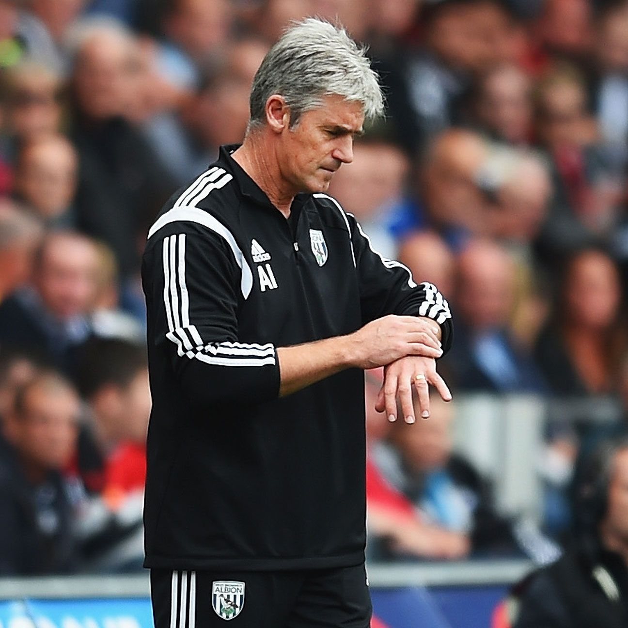 Time has run out on Alan Irvine at West Brom.