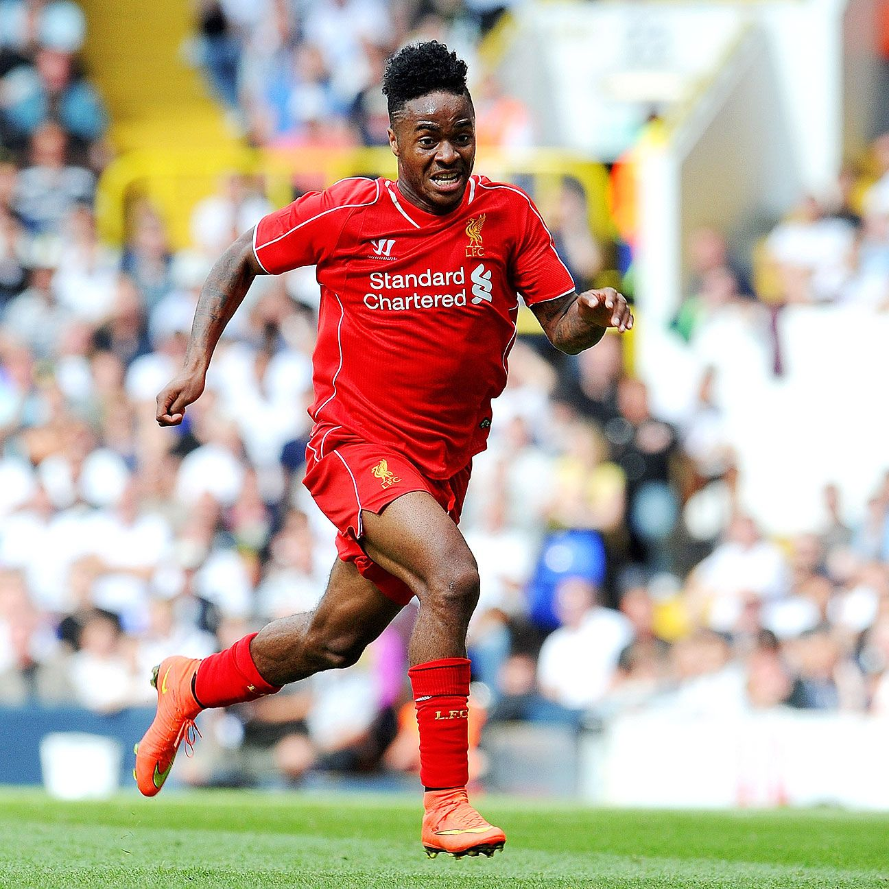 Raheem Sterling's direct style of counter-attacking should aid Manchester City in 2015-16.
