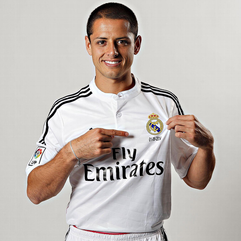 Javier Hernandez Real Madrid