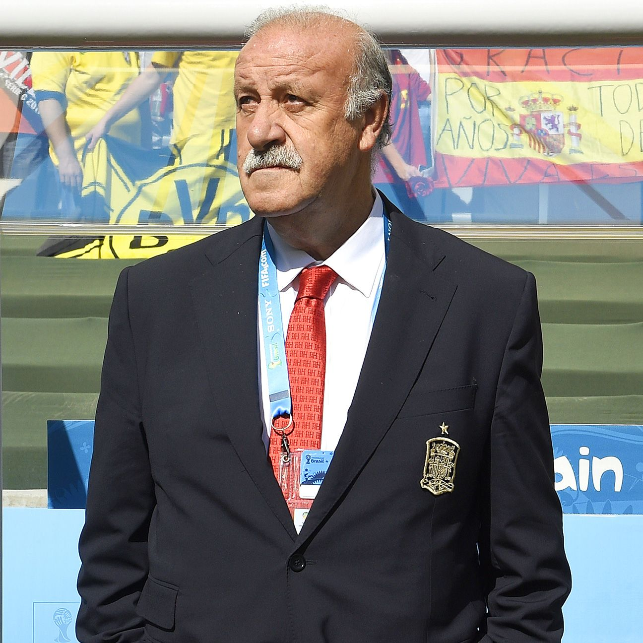 After a dismal showing at the World Cup, Spain head coach Vicente del Bosque looks to be dipping into the Spanish youth national team talent pool in preparation for Euro 2016.
