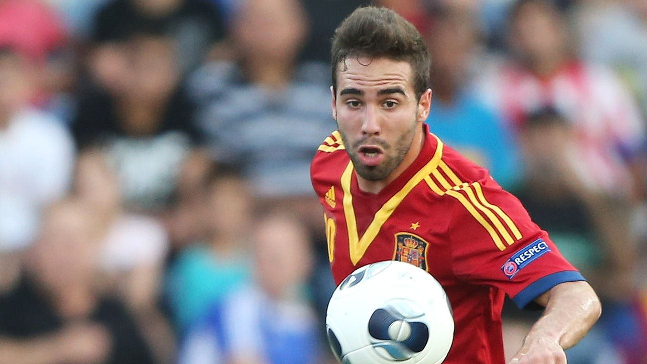 After a stellar season at Real Madrid in 2013-14, former Spain Under-21 Dani Carvajal could become a La Roja mainstay for years to come.