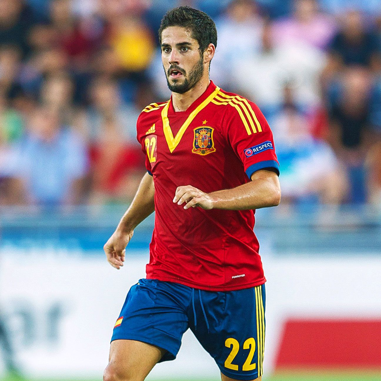 The creative streak found in Isco could be Spain's key in unlocking defences that pack the box.