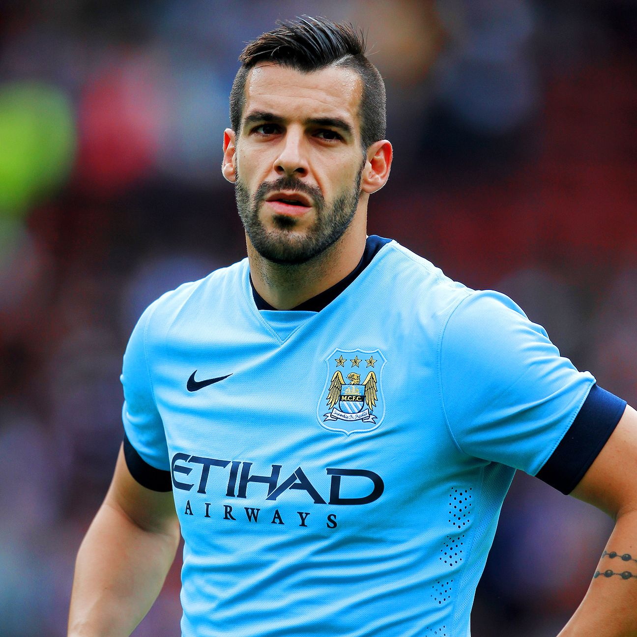 After a bright start to his Manchester City career, injuries and a lack of form eventually led Alvaro Negredo to leave the club.