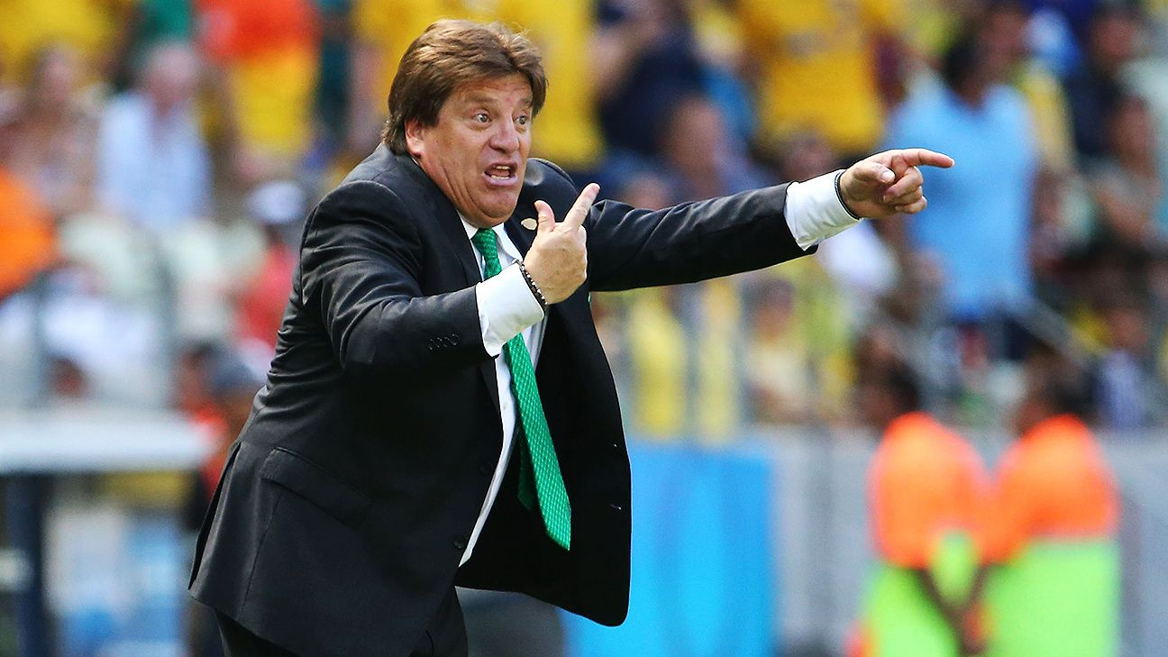 Miguel Herrera had the Copa America in mind when scheduling Chile and Bolivia as Mexico's first post-World Cup friendlies.
