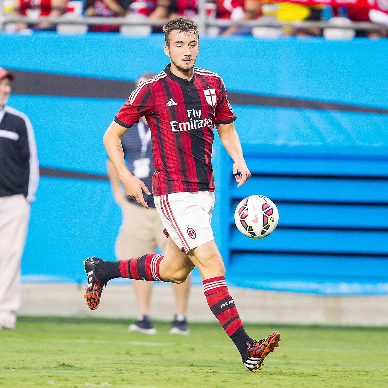 Seemingly down the pecking order at the San Siro, Milan youth product Bryan Cristante will try his luck at Benfica.