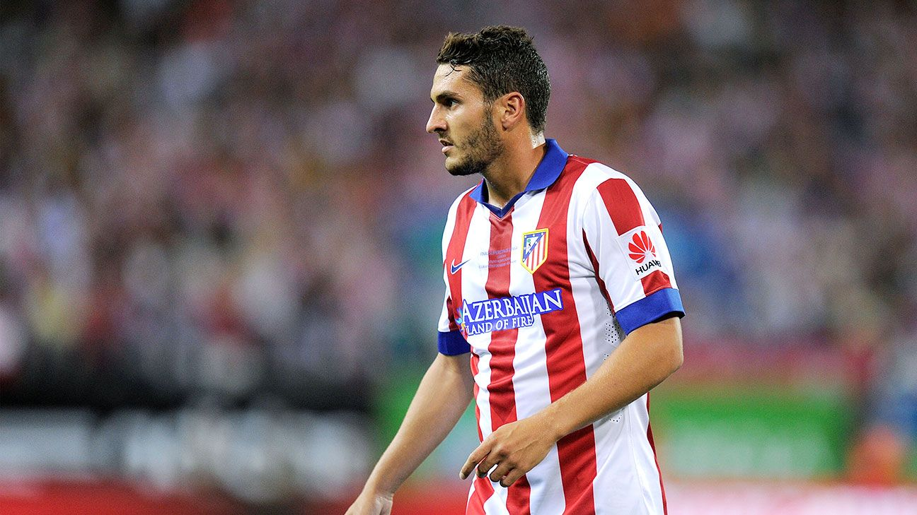 Koke is one of many players at Atletico Madrid who have thrived under the guidance of Simeone.
