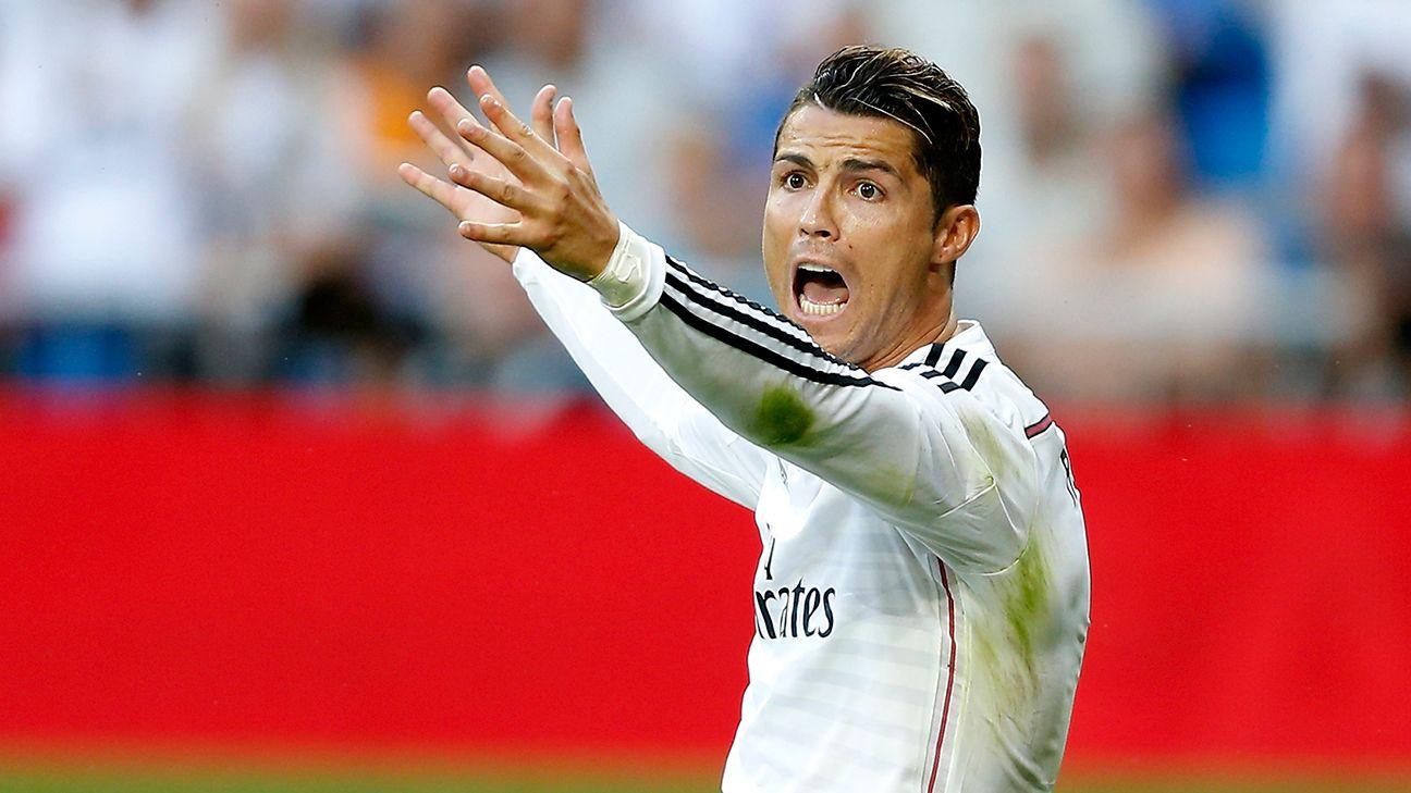 Ramon Calderon: 'Fed up' Cristiano Ronaldo could return to Manchester United