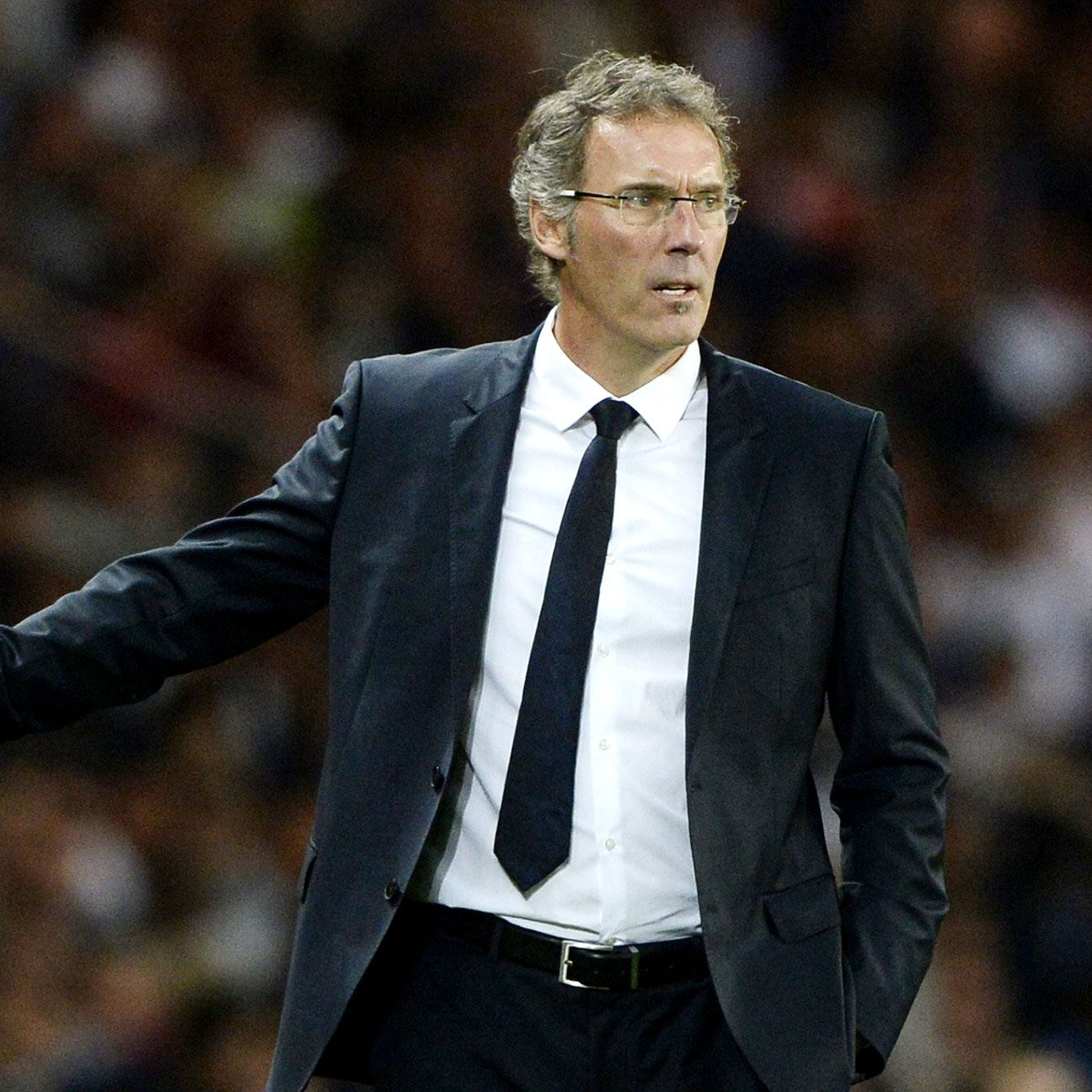 Laurent Blanc has now won back-to-back Ligue 1 titles with PSG.