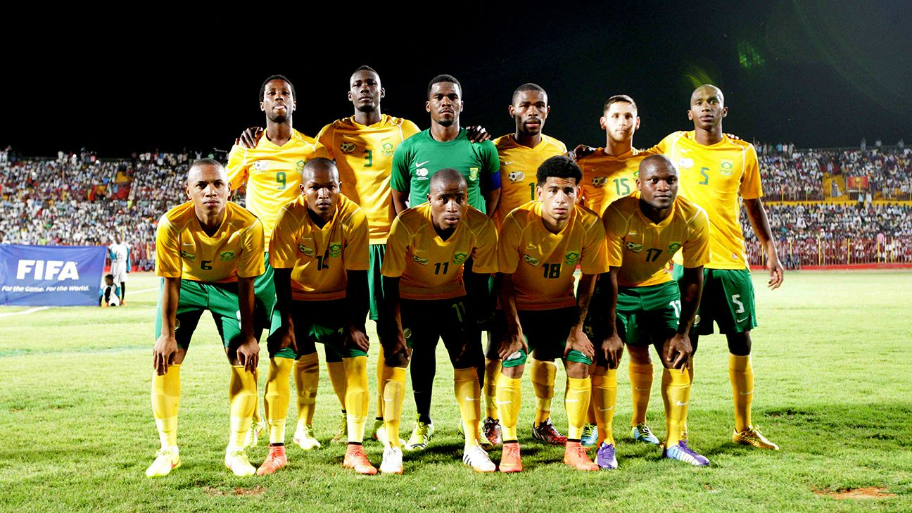 South Africa's boys become men in African Nations' Cup ...