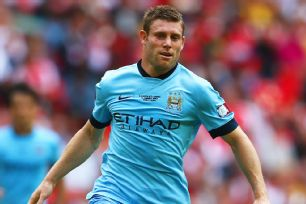 James Milner's playing time this season has been limited to just a few late second half minutes in the opener versus Newcastle.