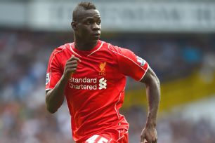 New Liverpool arrival Mario Balotelli is a recommended pick for captain.
