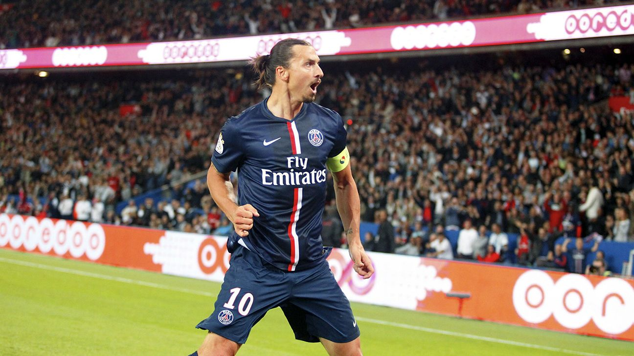 Zlatan Ibrahimovic: Missing World Cup could cost me Ballon d'Or