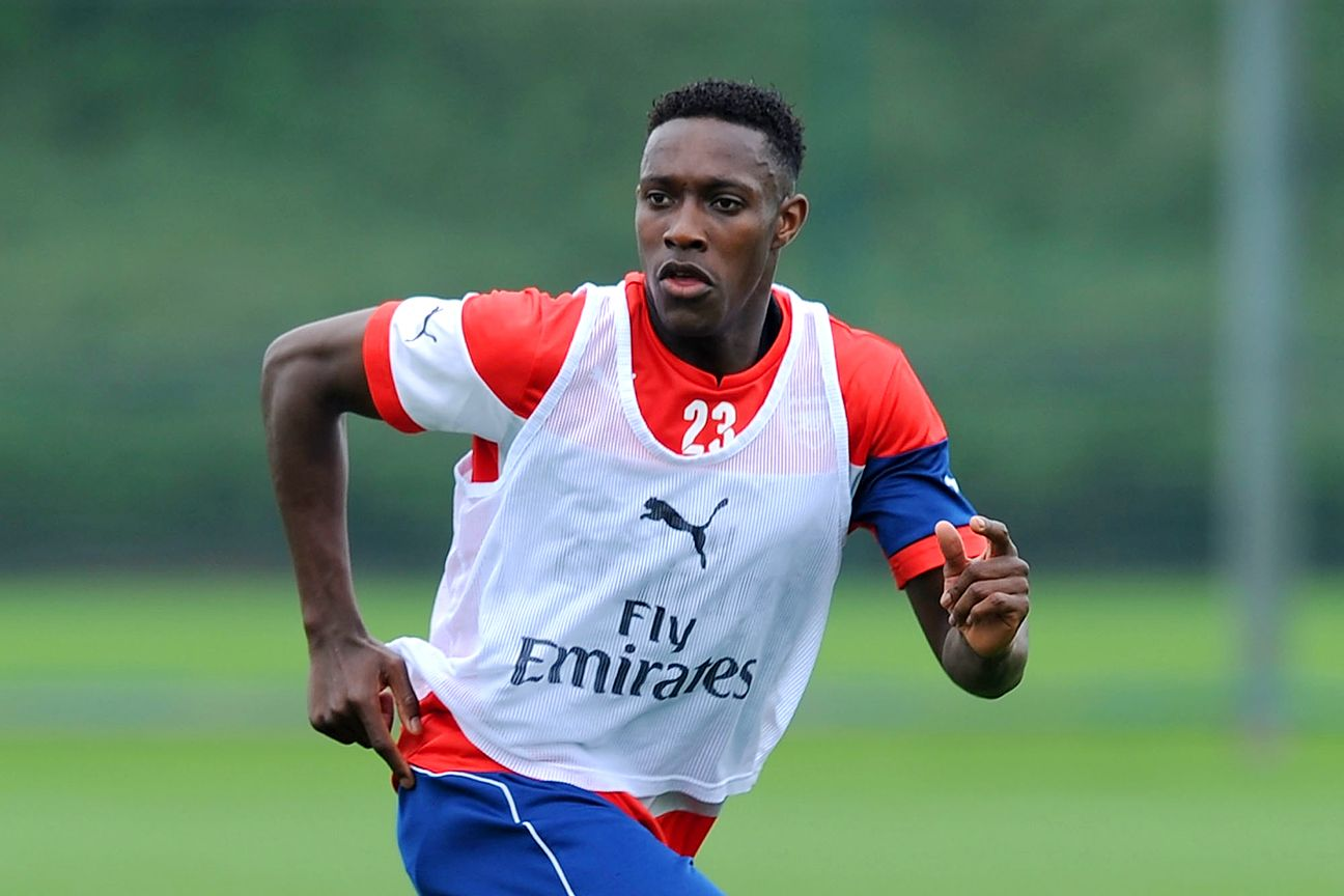 Danny Welbeck faces his former club for the first time on Saturday.