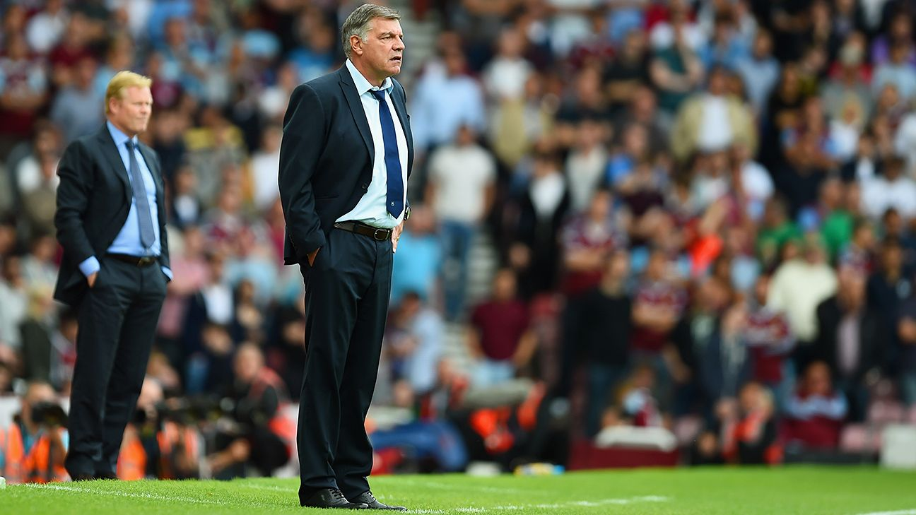 With fixtures against both Manchester sides and Liverpool looming, Big Sam's side need to collect all three points versus Hull City on Monday night.