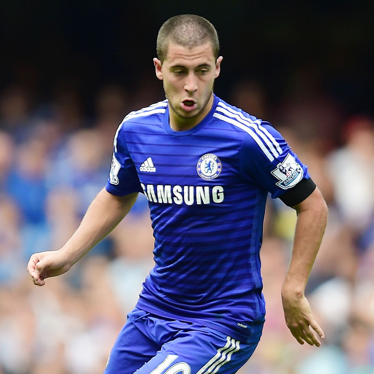 Eden Hazard is one of several Chelsea players recommended to be a fantasy captain.