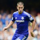 Eden Hazard was the engine in Chelsea's attack on Saturday.