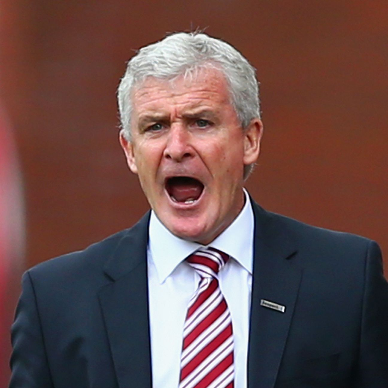 Just days after falling at Old Trafford, another strong test awaits Mark Hughes' Stoke side as they face Arsenal this weekend.