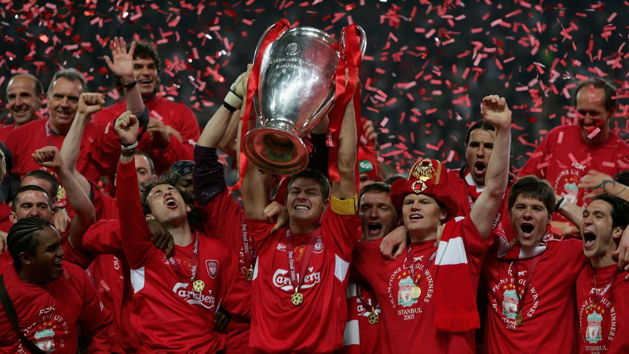 ESPN Liverpool - in FC League back Champions