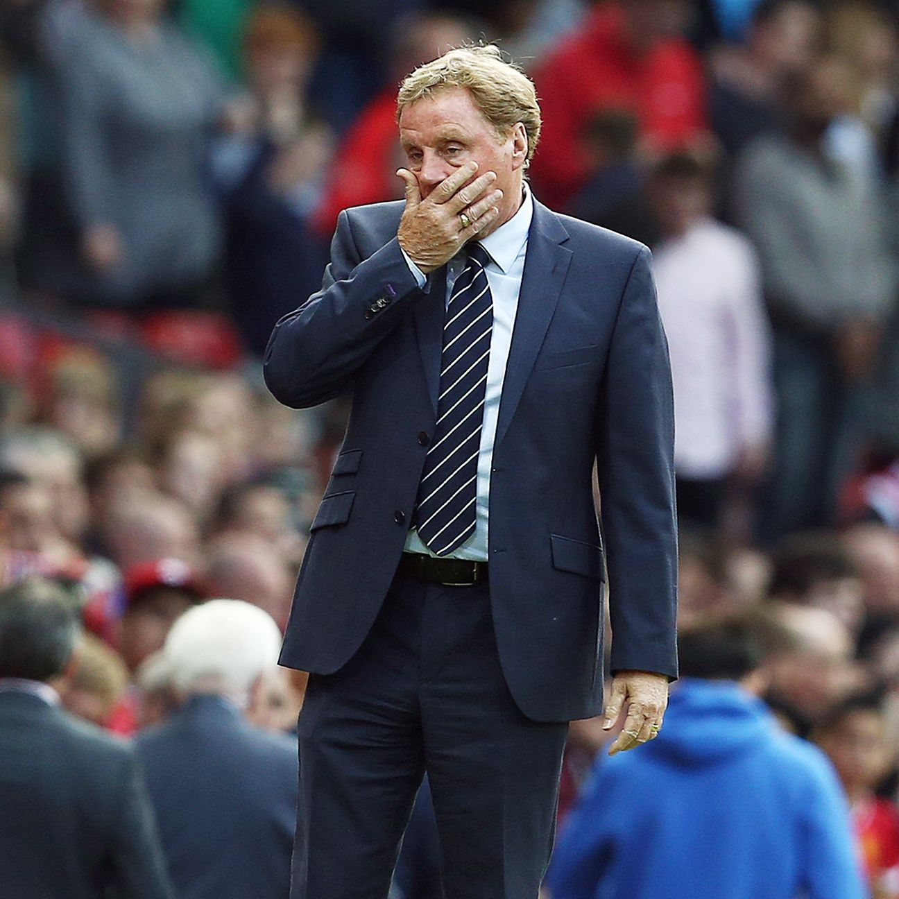Off-the-field issues are plaguing Harry Redknapp's QPR.