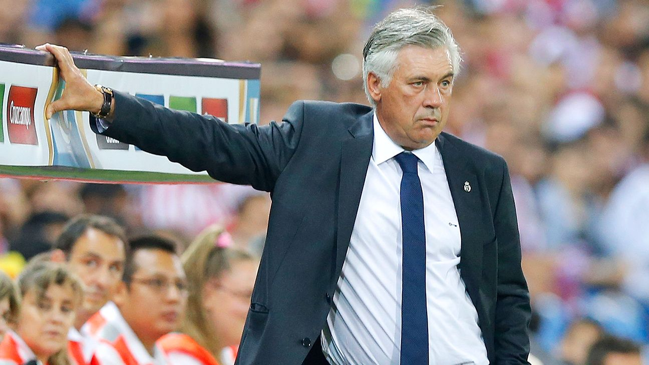 Real Madrid coach Carlo Ancelotti: I have the best squad in the world