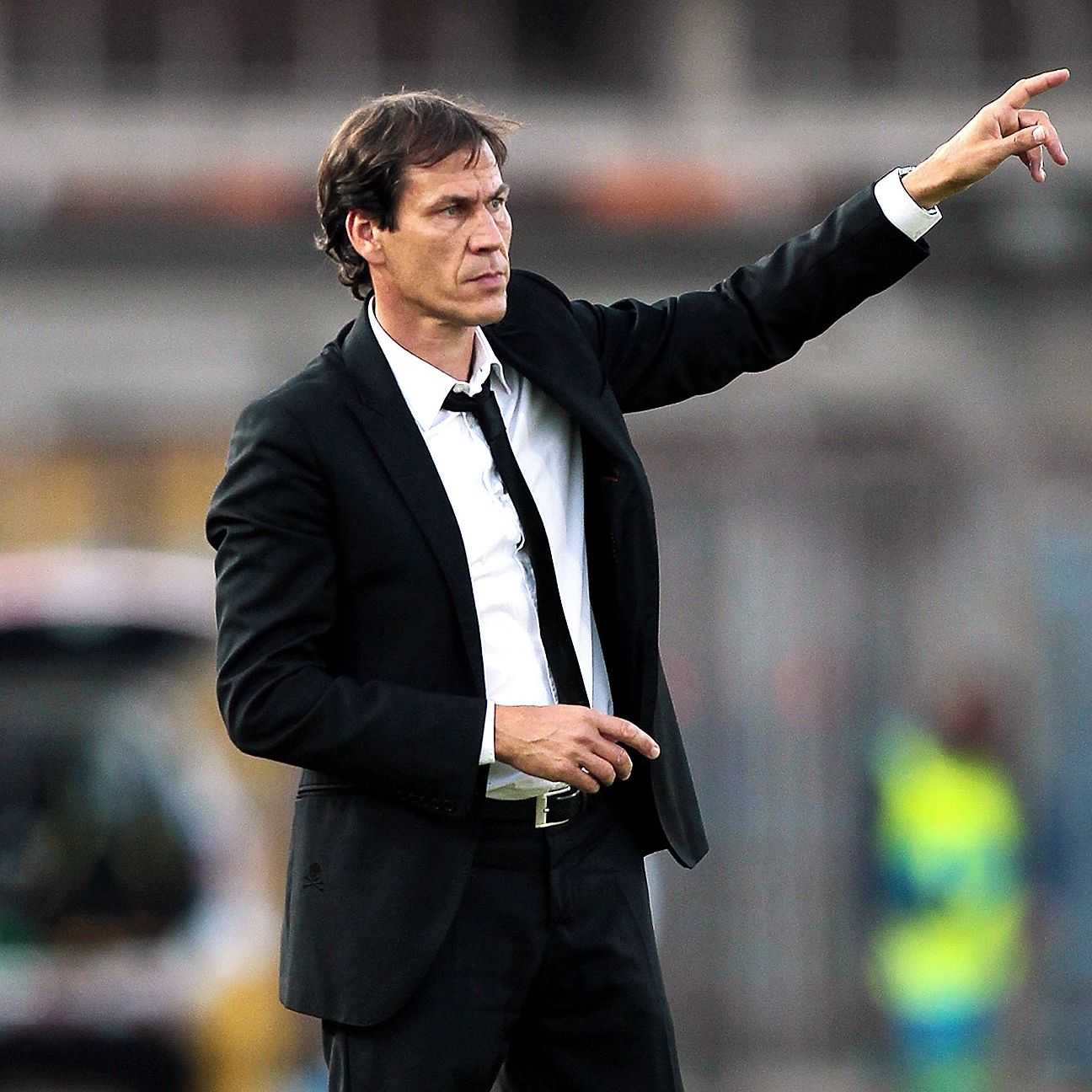 Roma boss Rudi Garcia will now turn his attention toward the Champions League following Saturday's win at Empoli.