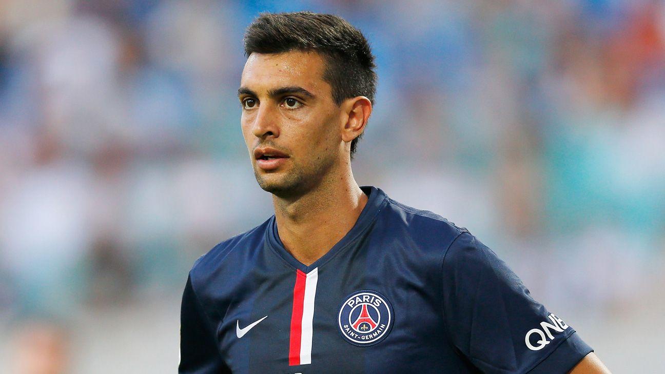 Javier Pastore to stay until Paris Saint Germain win Champions