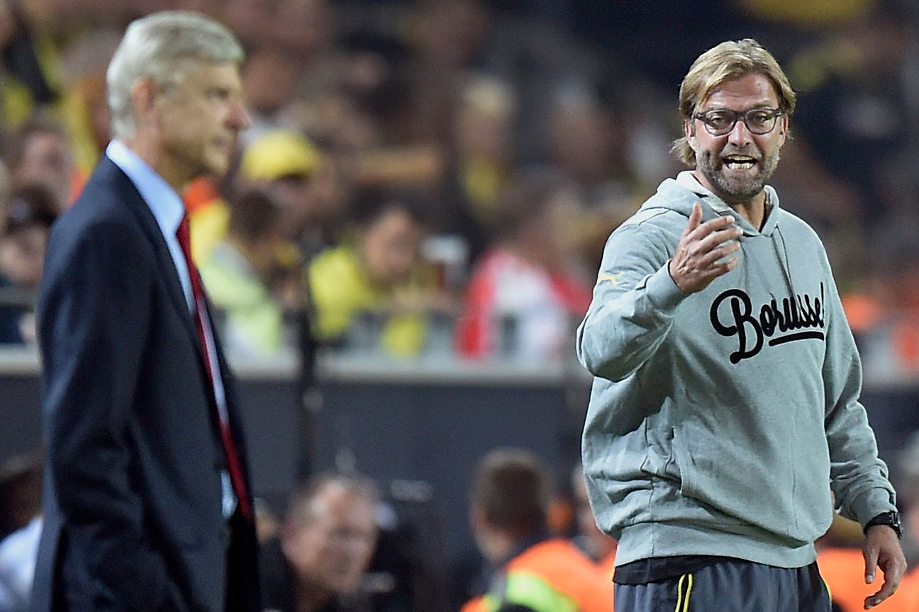 With Arsene Wenger and Arsenal struggling, Jurgen Klopp has been connected to a move to the Emirates.
