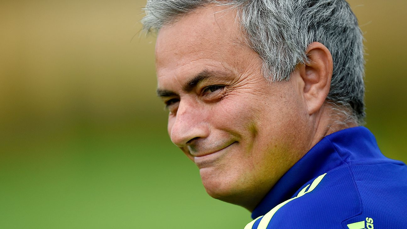 Jose Mourinho: I'll stay here for as long as Chelsea want