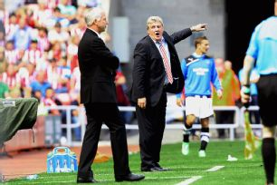Rumours abound that former Sunderland and current Hull City boss Steve Bruce could be calling the shots soon in place of Alan Pardew at Newcastle.