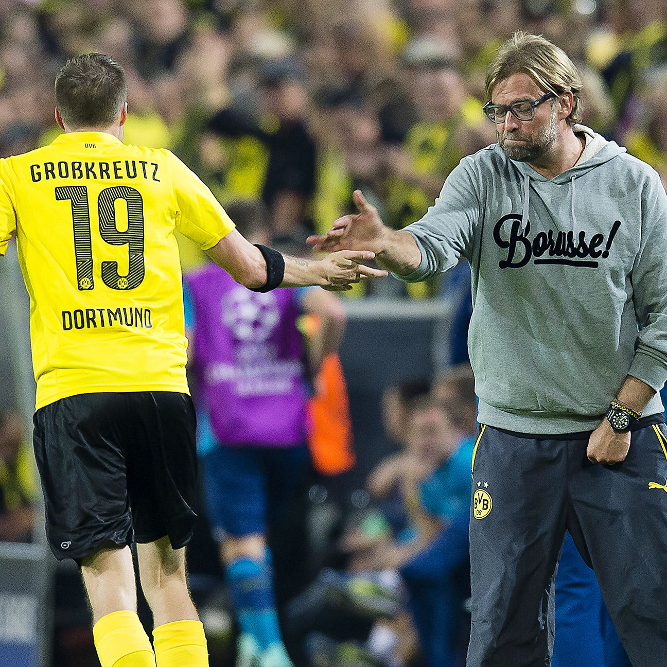 Jurgen Klopp's Borussia Dortmund are finding their form.