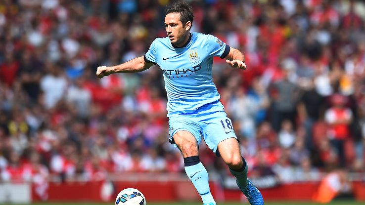 All eyes will be on Frank Lampard should he find the back of the net against his former club.