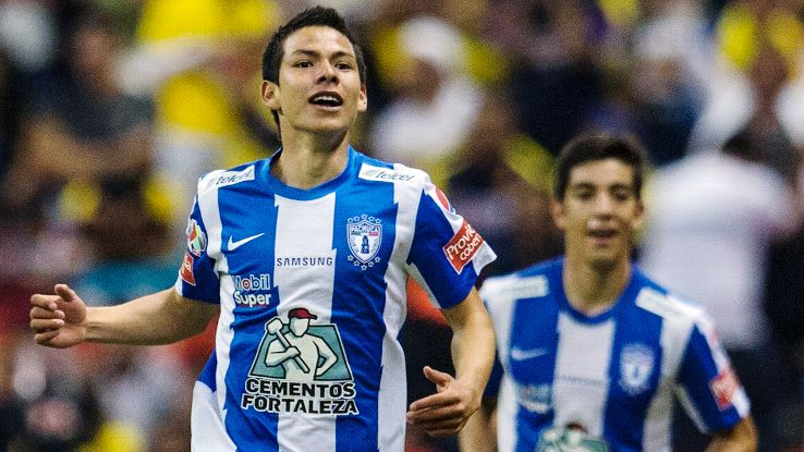 In their last visit to the Estadio Azteca, Pachuca stunned Club America with a late goal from Hirving Lozano. The Tuzos will be looking for the same result this weekend in Mexico City.