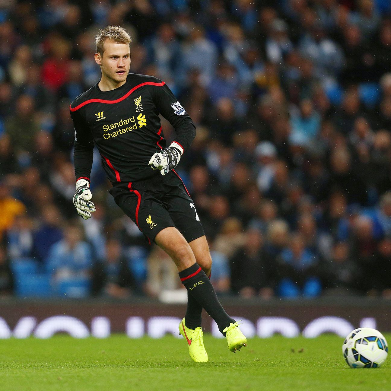 Simon Mignolet's troubles in goal have made for some nervy moments for Liverpool fans.
