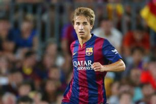If Barcelona are to overcome the hurdle of their transfer ban, youngsters such as Sergi Samper will need to accrue as much experience as possible.