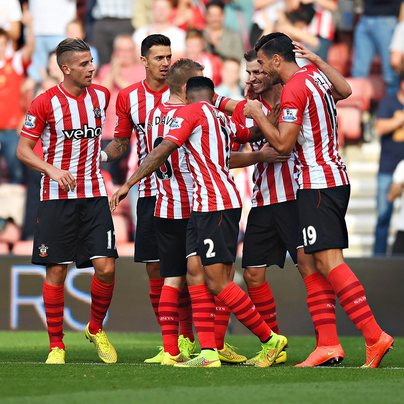 Southampton's height could be the decisive factor this weekend against Swansea.
