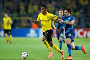 When Arsenal strayed from their defensive discipline, Pierre-Emerick Aubameyang and Borussia Dortmund made the Gunners pay.