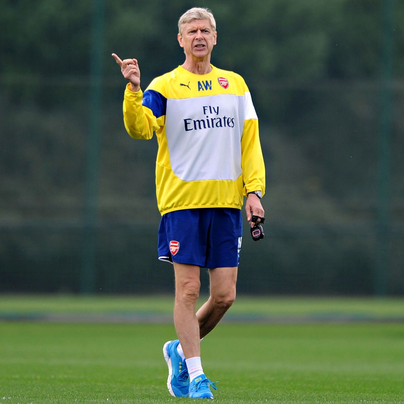 Arsenal boss Arsene Wenger has been forced to rush back his defenders from injury in the early stages of the season.