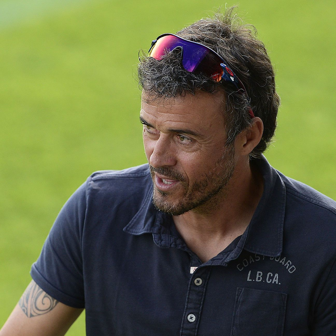 There is still work to be done for Luis Enrique's Barcelona before they can entertain thoughts of a title celebration.