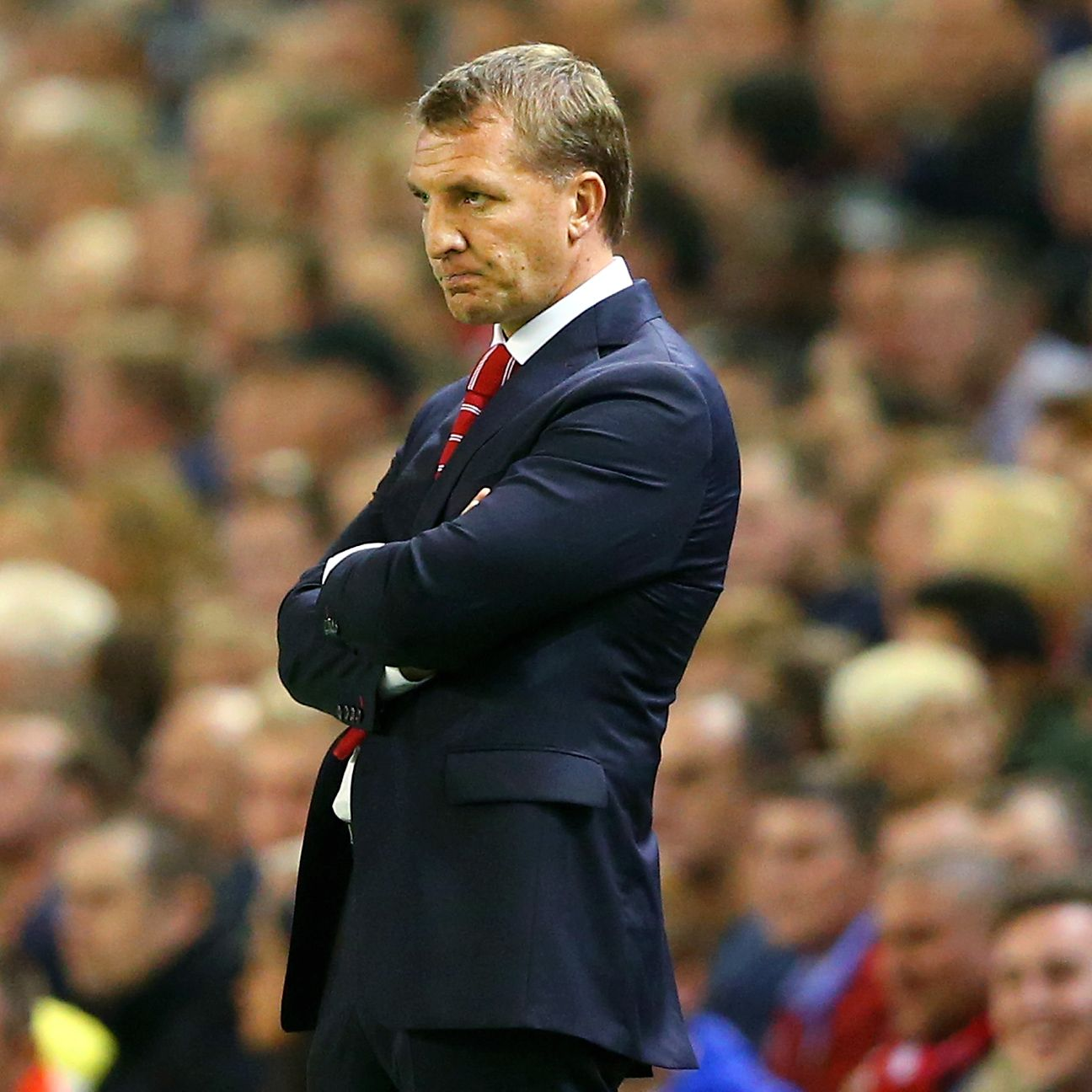 Injuries have exacted a heavy toll on Brendan Rodgers' Liverpool early this season.