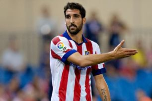 After starting Saturday's match on the bench, Raul Garcia could be in line for a start on Wednesday at Almeria.